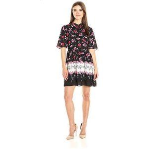 NWOT CeCe Floral Dress